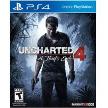 SONY Uncharted 4 A Thief's End PS4 Game
